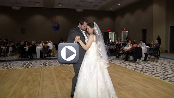 Power Center Ballroom at Duquesne University Maureen and John's Wedding