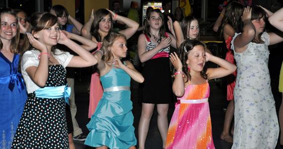 McQuistion Elementary 6th Grade Graduation Banquet
