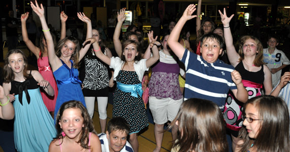 McQuistion Elementary 6th Grade Graduation Banquet