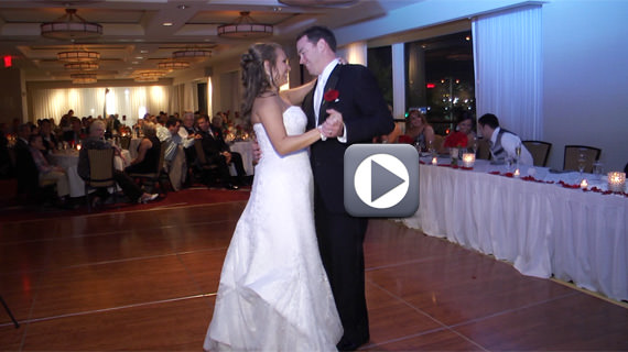 Michael and Jessica Fletcher Wedding at Renaissance Hotel Pittsburgh