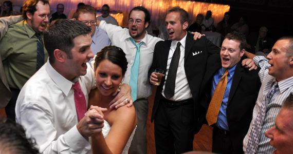 Michael & Tonya Boardonaro Wedding - Butler Days Inn Butler PA