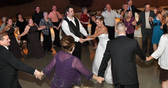 Nathan and April Petit Wedding at Cooper Hall in Saxonburg PA