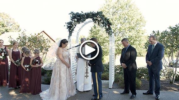 Pinehall at Eisler Farms - Amber and Ed's Wedding