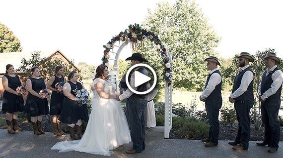 Pinehall at Eisler Farms - Kelsie and John's Wedding