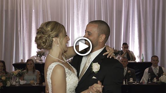 Pittsburgh Marriott North in Cranberry - Alexx and Matt's Wedding