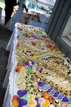 The Wedding Cookie Table - A Pittsburgh Tradition