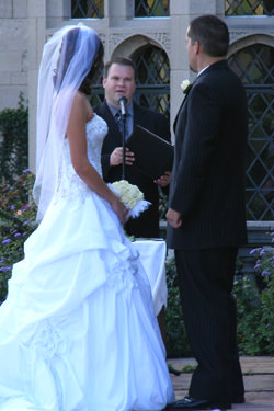 Reverend Mark DeNuzzio of A Simple Vow - Wedding Officiant