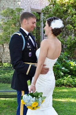 Sarah Frazer and Jeffrey Nephew Wedding at Succop Conservancy in Butler