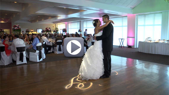 Scott and Jessica Kallner Wedding at the Butler Country Club