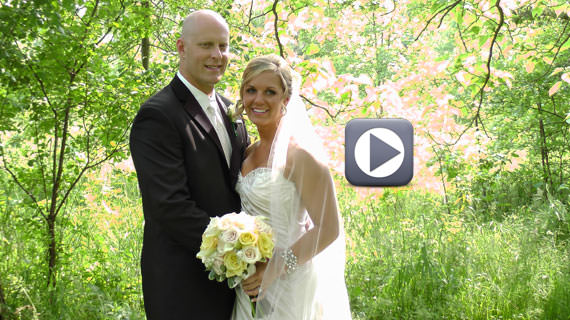 Scott and Malorye Barlett Wedding at Succop Nature Park in Butler PA