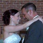 Shawn and Danielle McCommon Wedding