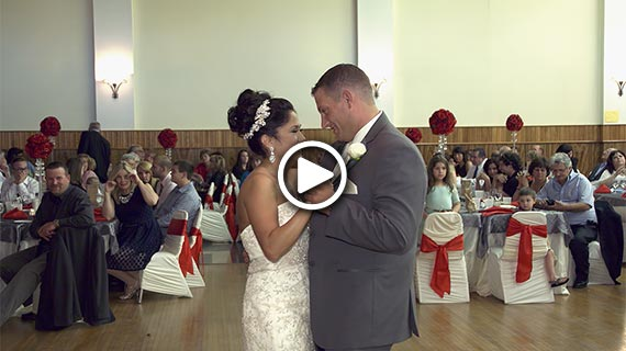Sons of Italy in Ellwood City - Victoria and Jeremy's Wedding