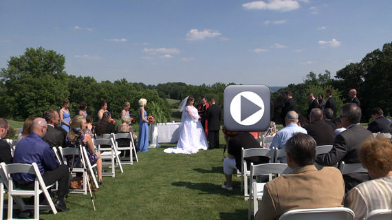 Stephen and Corina Beatty Wedding at Shannopin Country Club in Pittsburgh