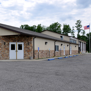 Sugarcreek Township Fire Hall in East Brady PA