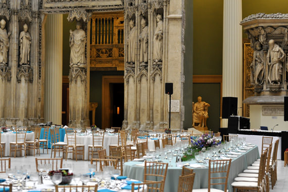 Weddings At The Carnegie Museums Of Pittsburgh Hall Of