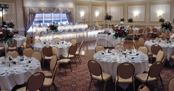 The Chadwick Banquet Hall in Wexford PA