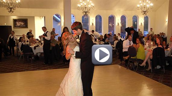 The Magnolia Room in Creighton - Chelsea and Bobby's Wedding