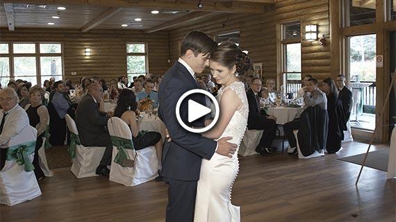 The Mayernik Center in Avonworth Community Park - Amanda and Andrew's Wedding