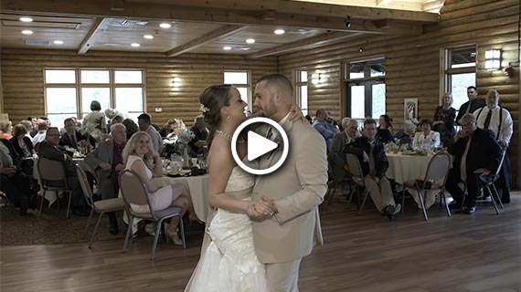 The Mayernik Center in Avonworth Community Park - Brittany and Matthew's Wedding