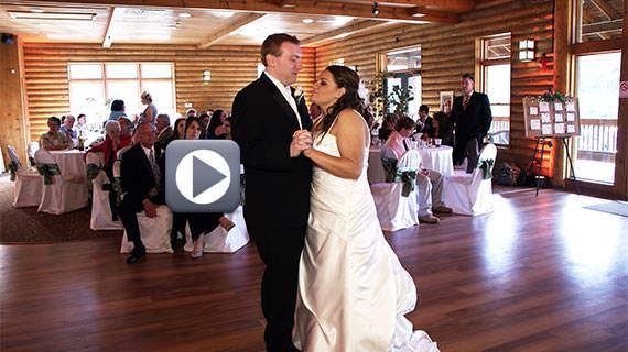 The Mayernik Center at Avonworth Community Park Joanna and Robert's Wedding