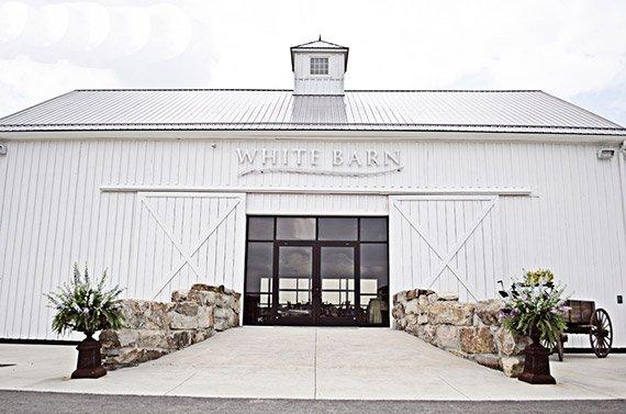 The White Barn in Prospect
