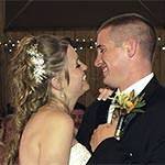 Amanda and Curtis' Wedding