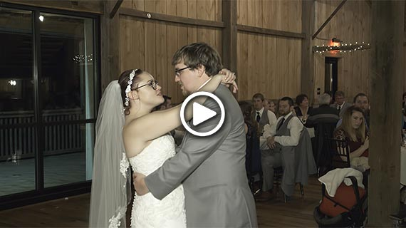 The White Barn in Prospect - Theresa and Matthew's Wedding