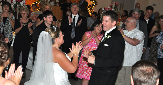 Thomas & Brandis Paull - Wedding at St. Johns Cathedral Center