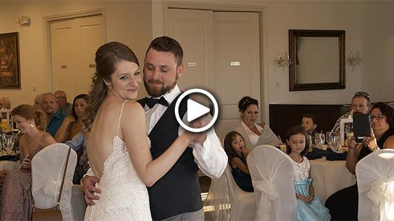 Twelve Oaks Mansion in Mars - Brooke and Cale's Wedding
