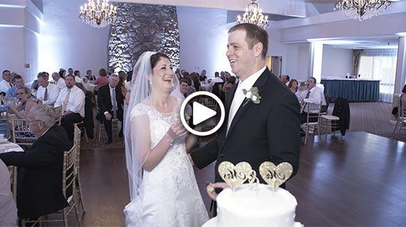 Wildwood Golf Club in Pittsburgh - Melissa and Brad's Wedding