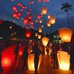 Wish Lanterns or Sky Lanterns add a unique touch to Weddings