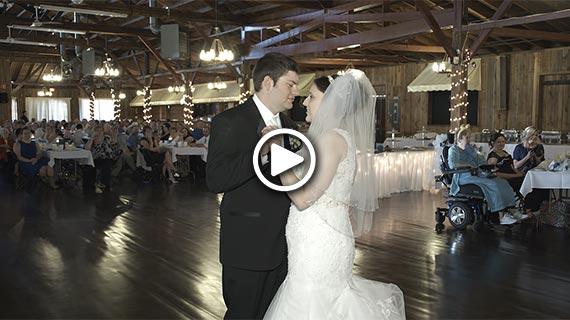 Yankee Lake Ballroom - Mandi and Scott's Wedding